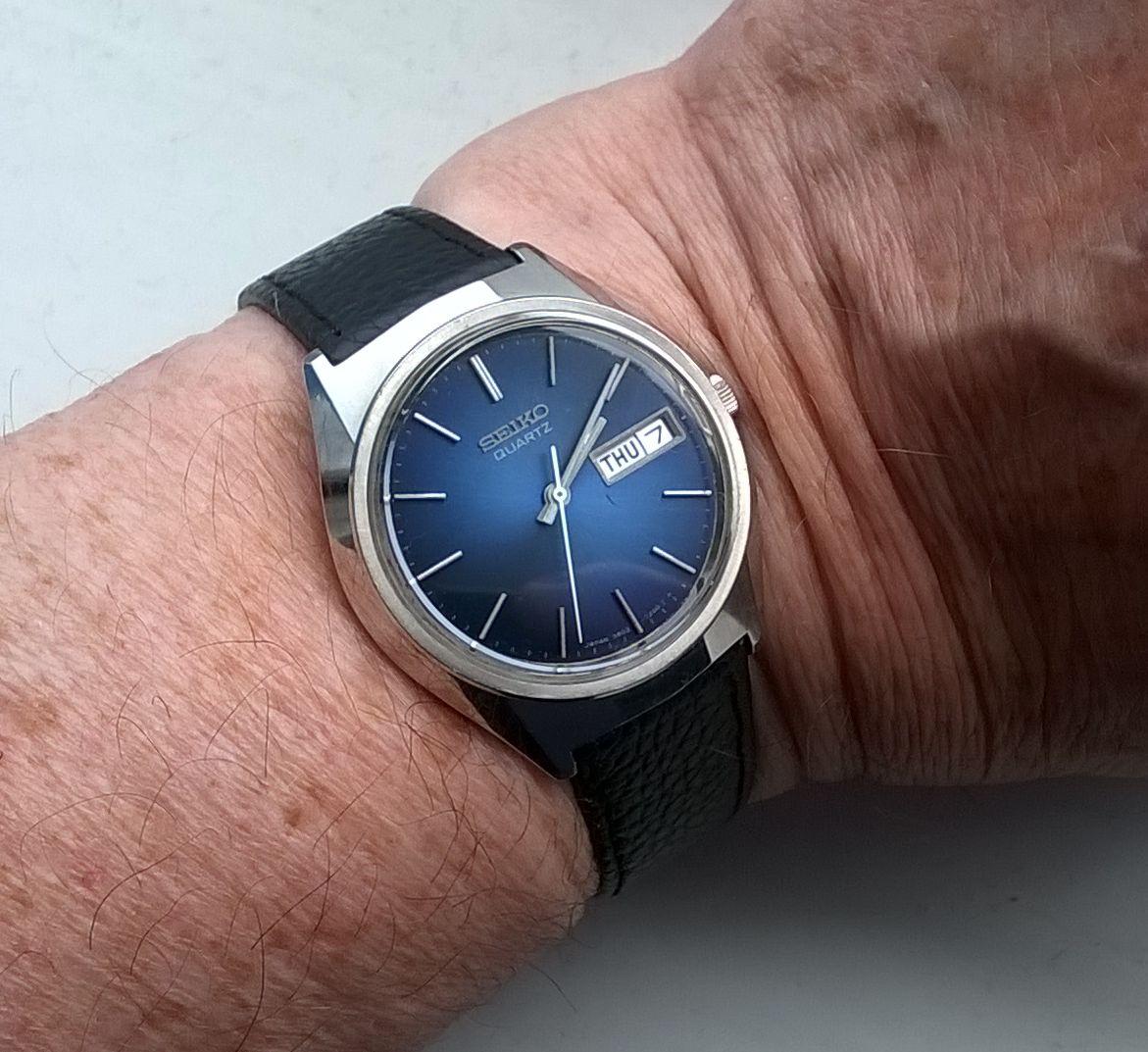 Seiko 300V42GA G Vetro Crystal Glass Uhrenglas Verre Original 3823-7000 NOS